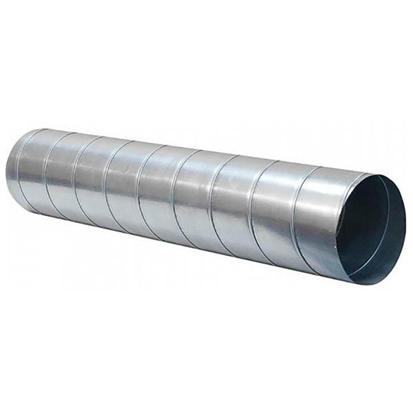 Труба вентиляционная d=315 мм, Lmax=3000 мм, спирально-навивная