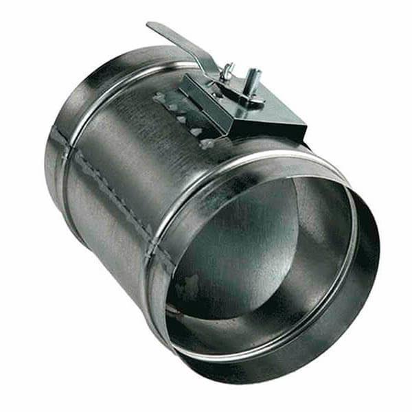 Дроссель-клапан d=315 мм для монтажа вент.трубы