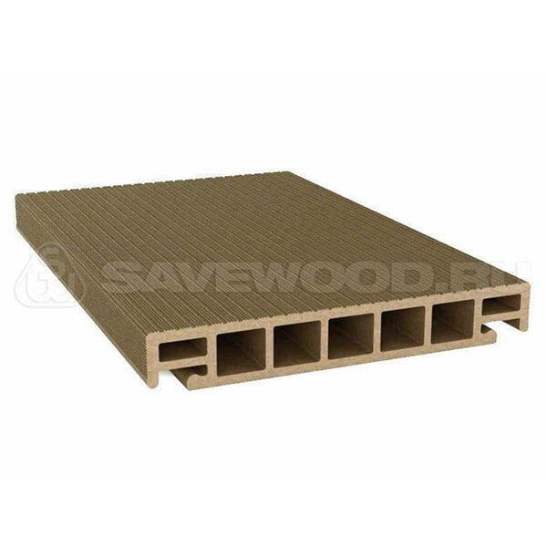 Террасная доска ДПК SW Salix (S) 6000х163х25 мм, 0,98 м2