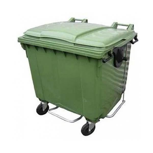 Педаль для мусорного контейнера 1100 л