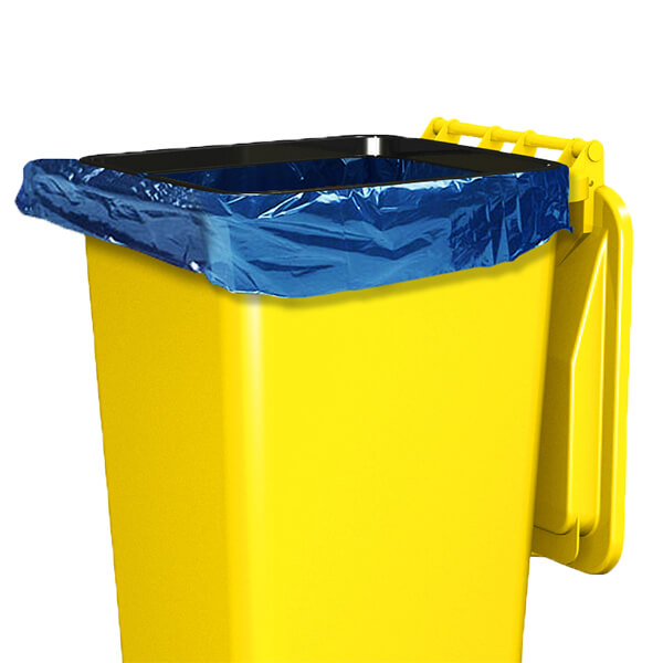 Деталь мусорного контейнера «Пакетодержатель 240 л»