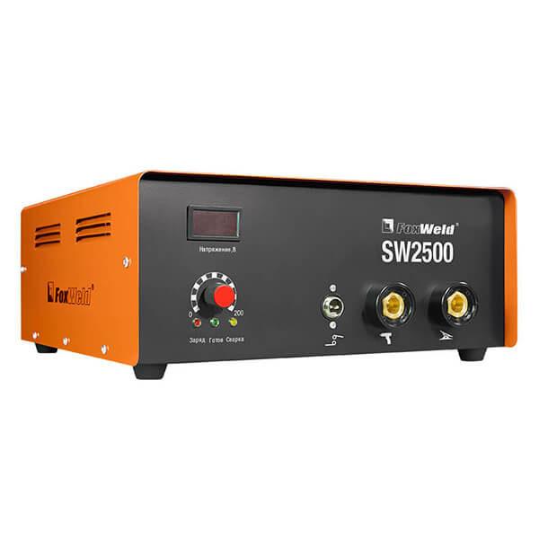 Аппарат конденсаторной приварки шпилек Foxweld SW 2500