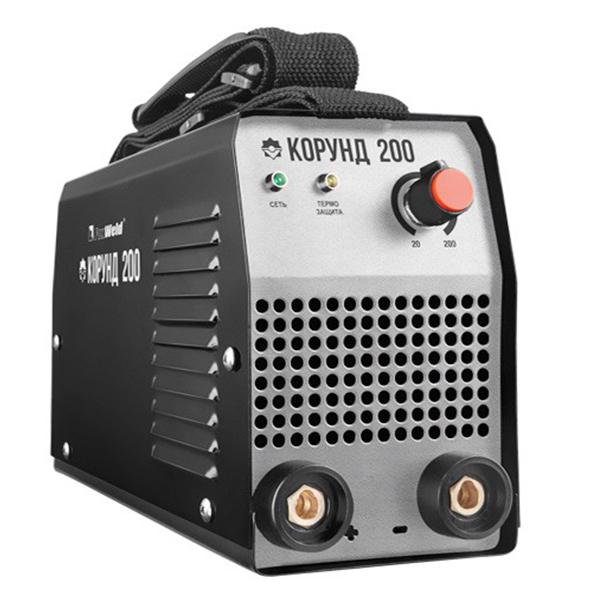 Инвертор MMA Foxweld Корунд 200 (220 В) комплект