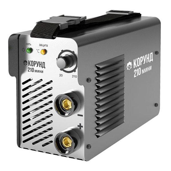 Инвертор MMA Foxweld Корунд 210 мини (220 В) комплект