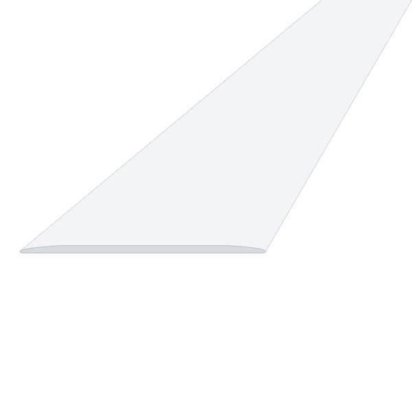 ПВХ лента для разметки 50мм х 25м белая