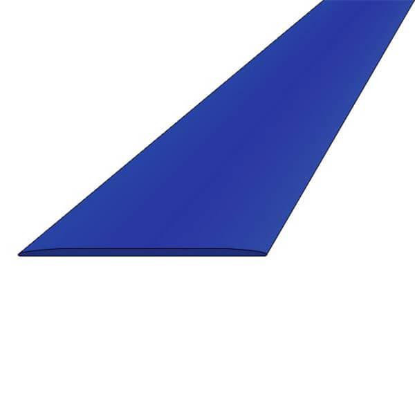 ПВХ лента для разметки 50мм х 25м синяя