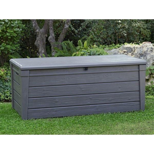 Сундук Brightwood 145x70x60 серый