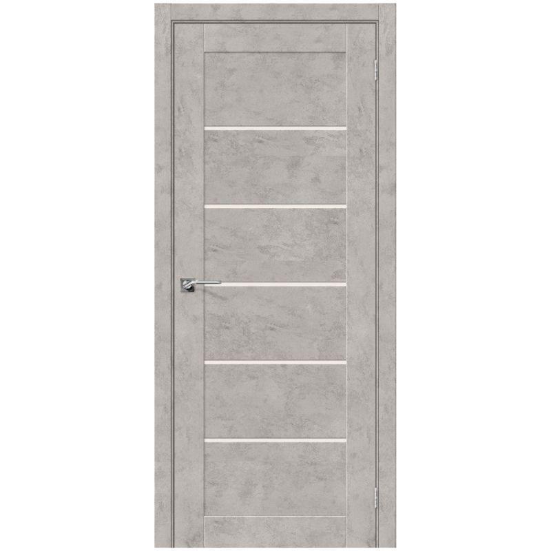Межкомнатная дверь Легно-22, Grey Art, Magic Fog