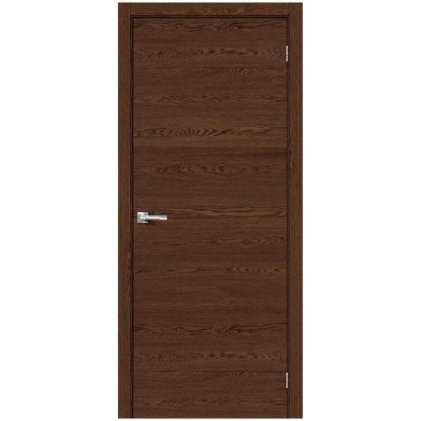 Межкомнатная дверь Браво-0, Brown Skyline