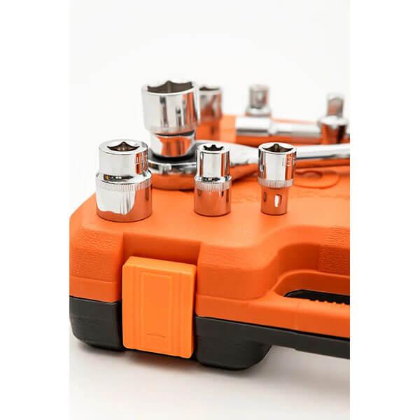 Набор инструментов для ремонта авто, 108 предметов