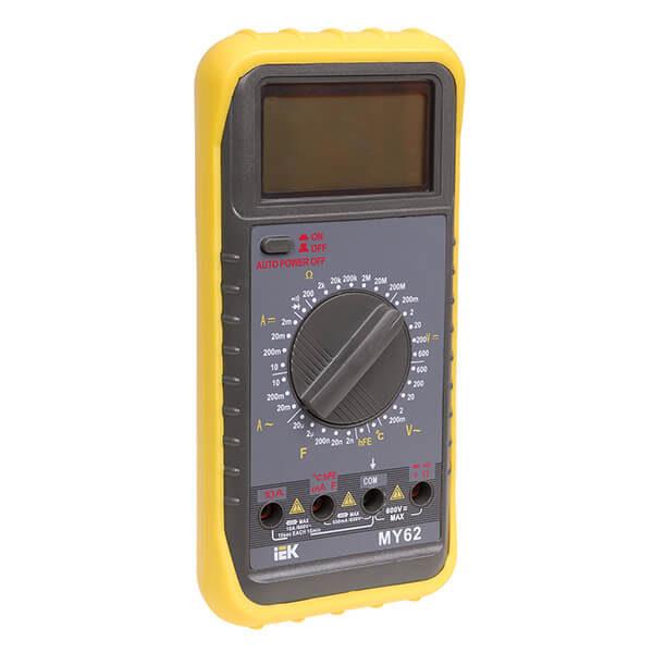 Мультиметр IEK Professional MY63 цифровой