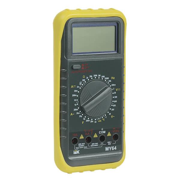 Мультиметр IEK Professional MY64 цифровой