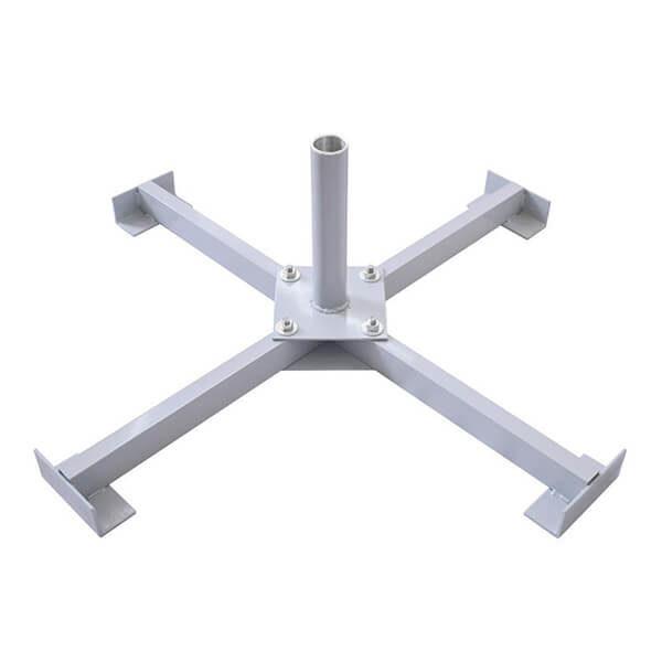 Основание для зонтов крестовое (малое)