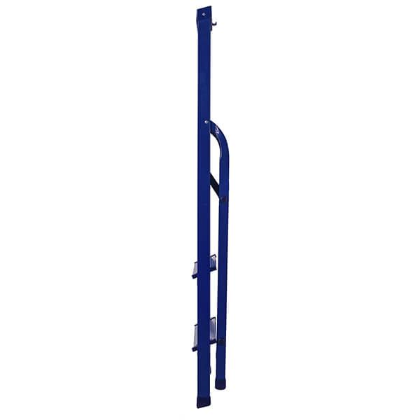 Стремянка стальная с органайзером 3 ступени