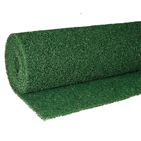 Рулонное покрытие Coil Mat 6000х1220х14 мм зеленый
