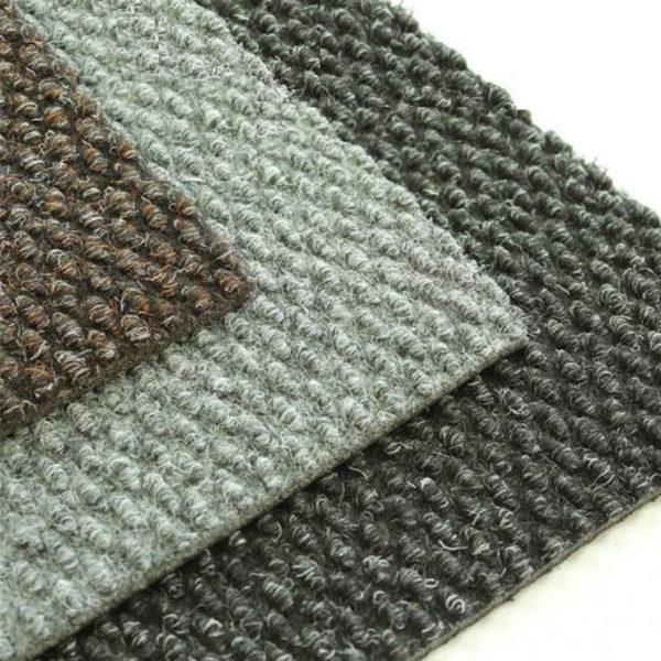 Ковровое покрытие КВИЛТ 25x2x0,01 коричневый