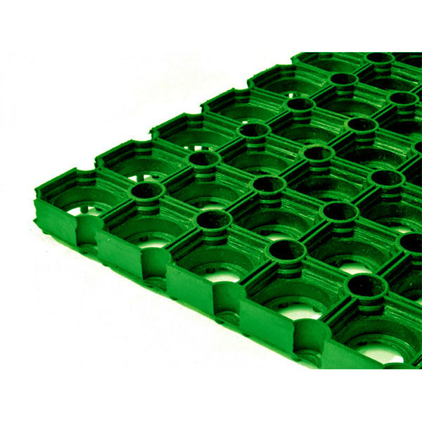 Резиновый коврик Компос 1000х1500х16 мм зеленый