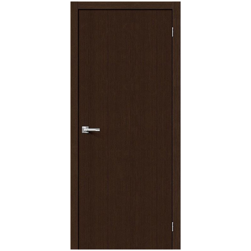 Межкомнатная дверь Тренд-0, 3D Wenge