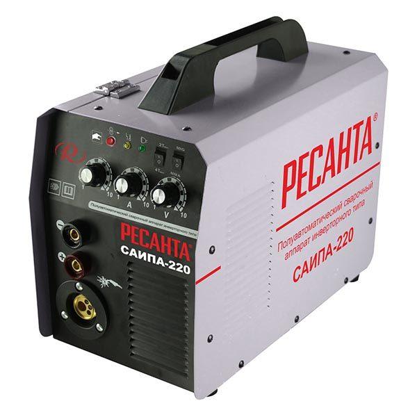 Полуавтомат-инвертор Ресанта САИПА-220 (220 В)