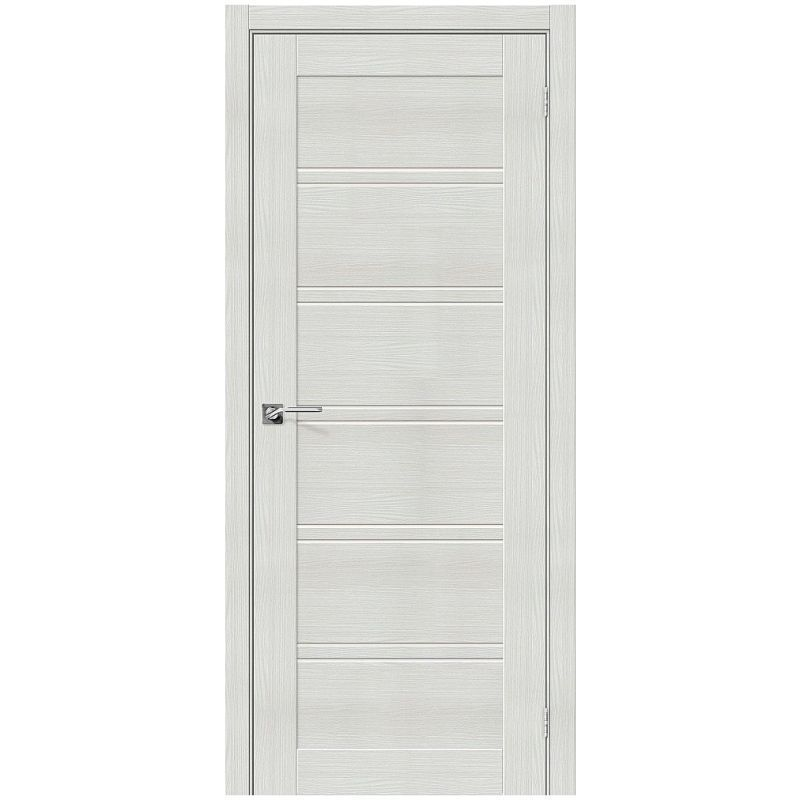 Межкомнатная дверь Порта-28, Bianco Veralinga, Magic Fog