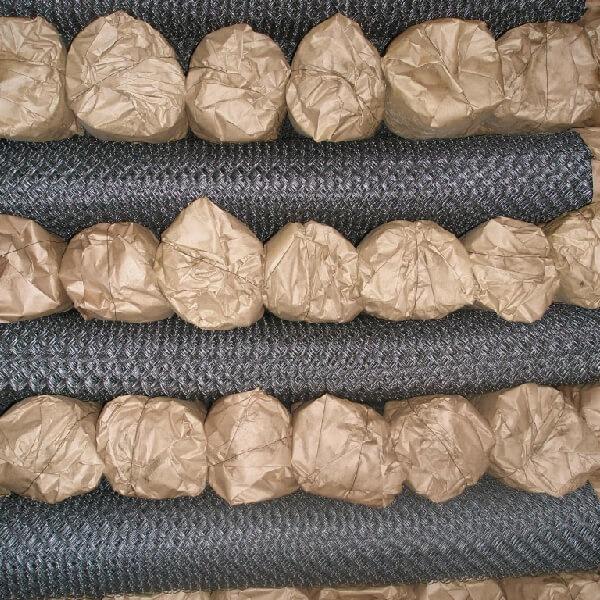 Сетка рабица неоцинкованная 2,0х10 м ячейка 50х50 мм