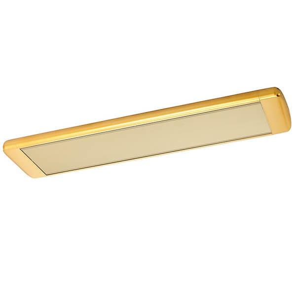Инфракрасный обогреватель Алмак ИК-5 7 м², золотистый