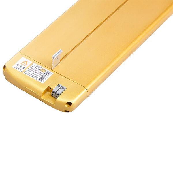 Инфракрасный обогреватель Алмак ИК-11 20 м², золотистый
