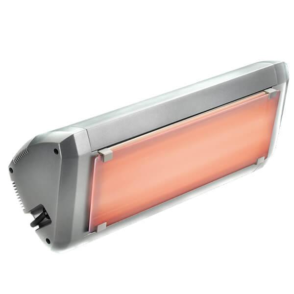 Инфракрасный обогреватель Heliosa Hi Design 9 2200 Вт, с белым стеклом