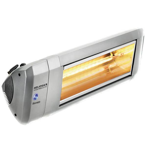 Инфракрасный обогреватель Heliosa Hi Design 9 2200 Вт, c Bluetooth и пультом