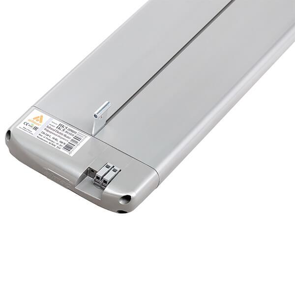 Инфракрасный обогреватель Алмак ИК-5 7 м², серебристый