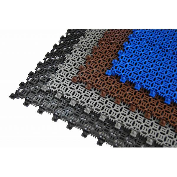 Модульное покрытие СитиПласт черный
