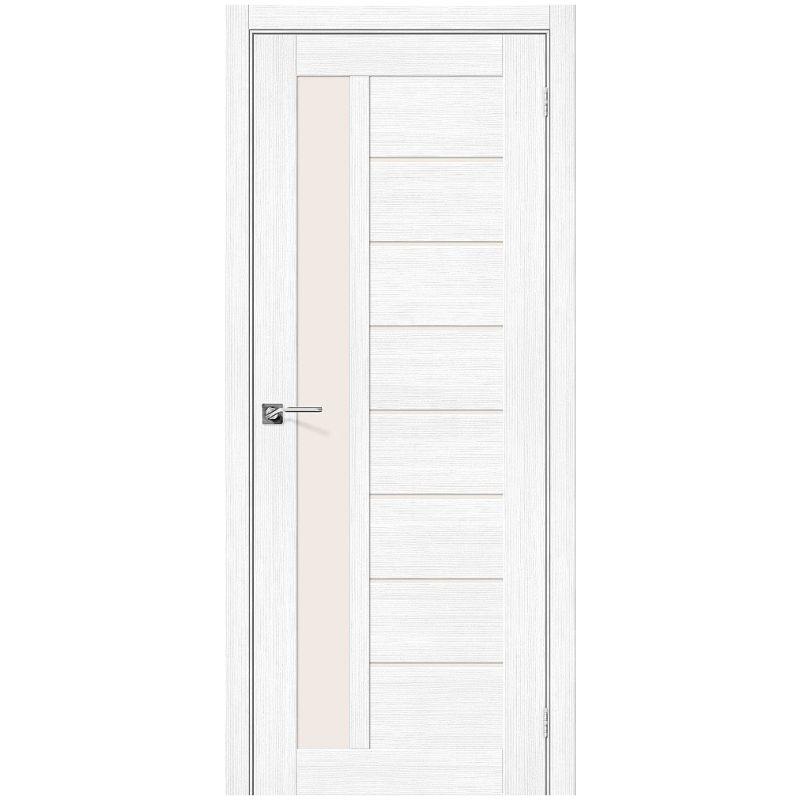 Межкомнатная дверь Порта-27, Snow Veralinga, Magic Fog