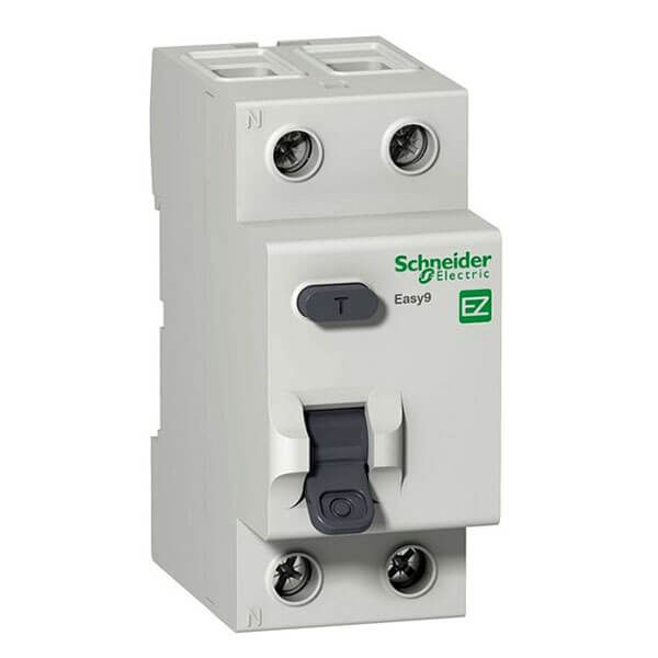 УЗО Schneider Electric Easy9 2P 63А 300мА класс A