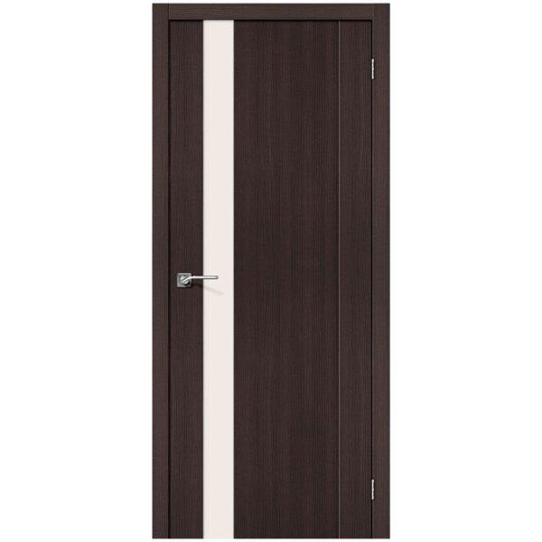 Межкомнатная дверь Порта-11, Wenge Veralinga, Magic Fog
