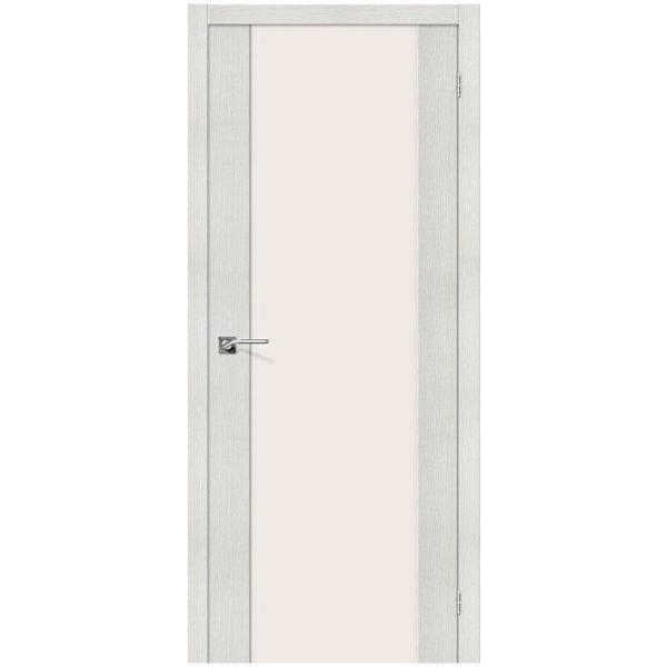 Межкомнатная дверь Порта-13, Bianco Veralinga, Magic Fog