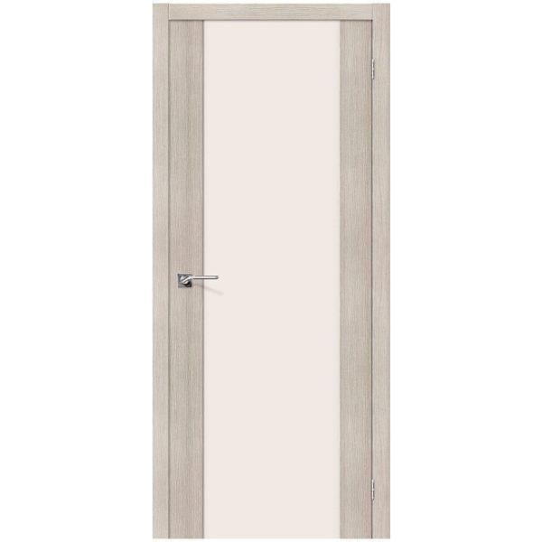 Межкомнатная дверь Порта-13, Cappuccino Veralinga, Magic Fog