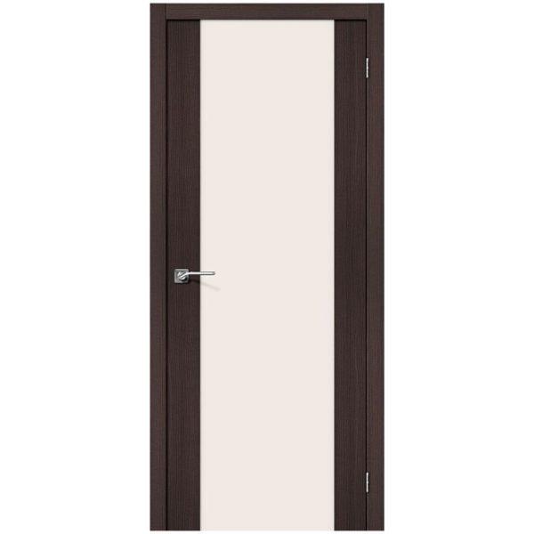 Межкомнатная дверь Порта-13, Wenge Veralinga, Magic Fog