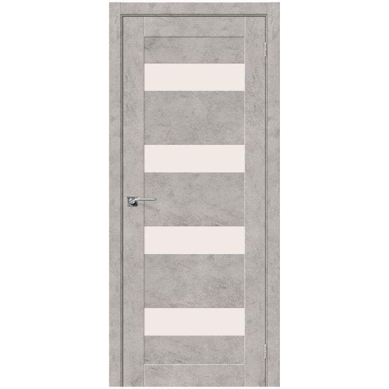 Межкомнатная дверь Легно-23, Grey Art, Magic Fog