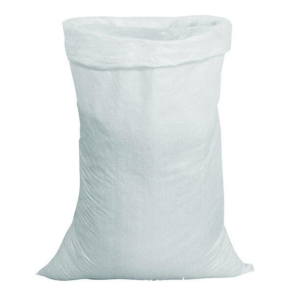 Мешок для мусора полипропиленовый на 50 кг, 56х96 см с ПНД вкладышем, белый