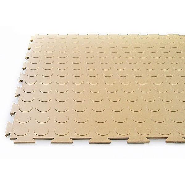 Модульное напольное ПВХ-покрытие Sensor Avers 5x500x500 мм