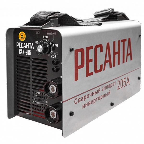 Инвертор Ресанта САИ-205 (220 В) комплект