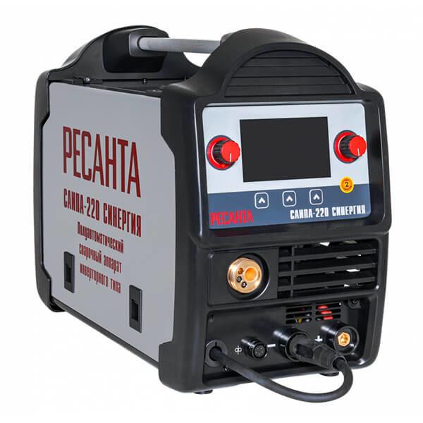 Полуавтомат-инвертор Ресанта САИПА-200 (220 В) Синергия