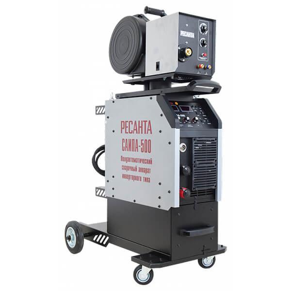 Полуавтомат-инвертор Ресанта САИПА-500 (380 В)