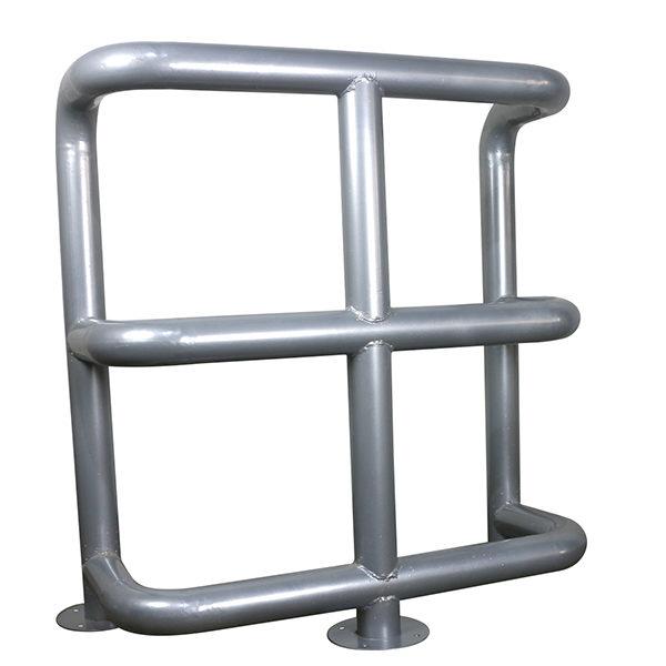 Колесоотбойник для защиты колонн КО-76.10.000 СБ