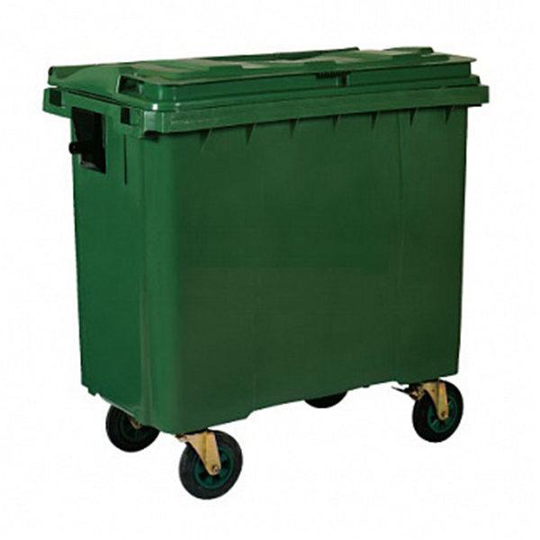 Контейнер для мусора 770 л на колесах