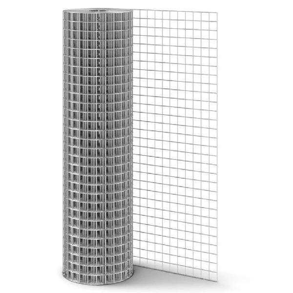 Сетка сварная (оцинкованная) ТУ1276-001-2003 25x25x1,5