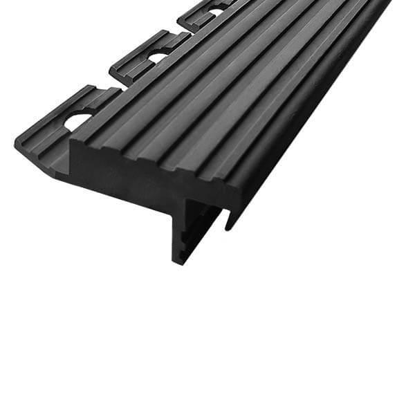 Закладной противоскользящий профиль «Безопасный Шаг Премиум» (БШ-50) коричневый