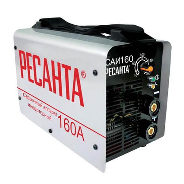 Инвертор Ресанта САИ-160 (220 В) комплект