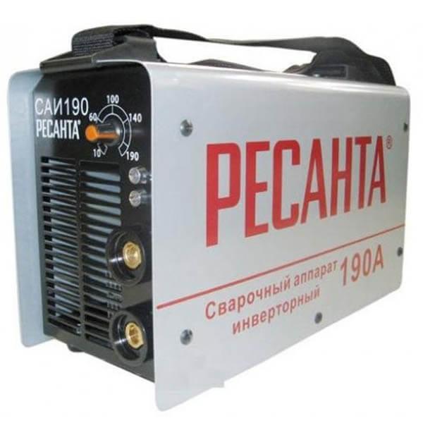 Инвертор Ресанта САИ-190 (220 В) комплект