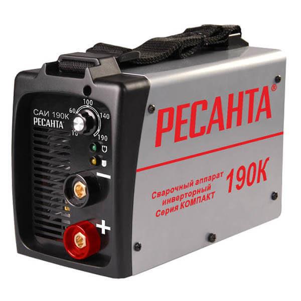 Инвертор Ресанта САИ-190К (220 В) комплект